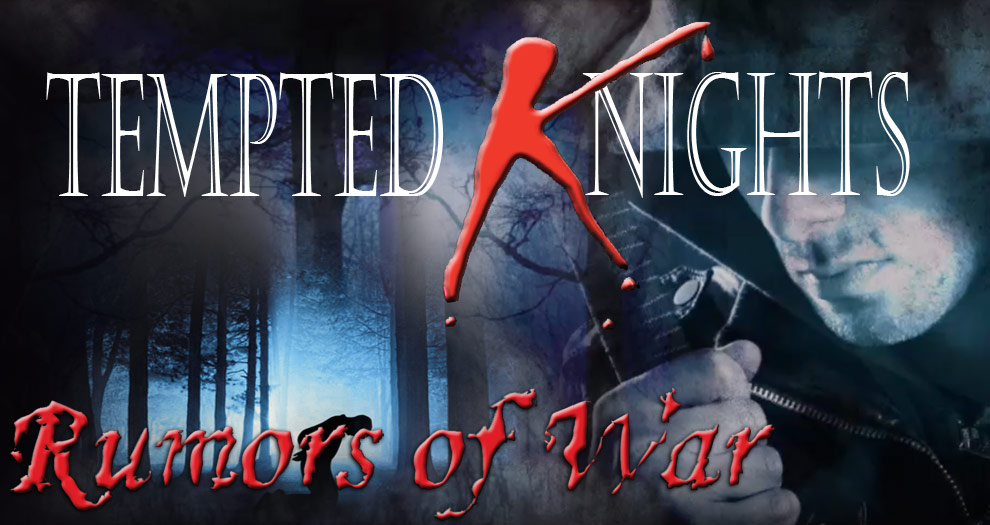Tempted Knights - V.R. Vogt